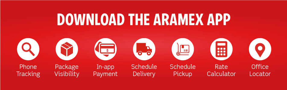 Aramex (Arabic: ارامكس 'arāmeks) is an international express, mail delivery and logistics services company based in Dubai, United Arab Emirates (UAE). The company was founded by Jordanian Fadi Ghandour and Bill Kingson in It is the first Arab-based company to be listed on the NASDAQ stock exchange. Aramex is listed on the Dubai Financial Market.